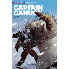 CAPTAIN CANUCK TP VOL 01 ALEPH (NEW ED)