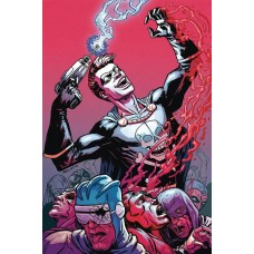 PROJECT SUPERPOWERS HERO KILLERS TP