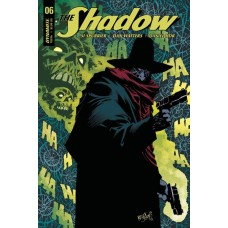 SHADOW #6 CVR A JONES