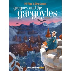GREGORY AND THE GARGOYLES HC VOL 02 (OF 3)