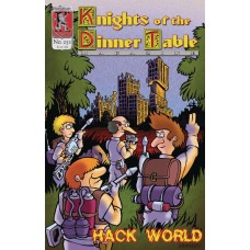 KNIGHTS OF THE DINNER TABLE #251