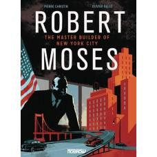 ROBERT MOSES MASTER BUILDER NYC GN