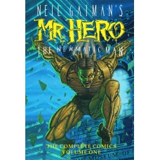 NEIL GAIMANS MR HERO TP VOL 01