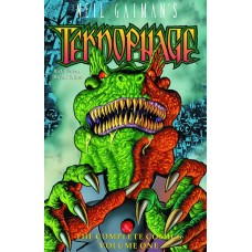 NEIL GAIMANS TEKNOPHAGE TP VOL 01