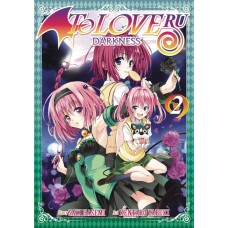TO LOVE RU DARKNESS GN VOL 02 (MR)