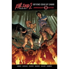 EVIL DEAD 2 DLX TP VOL 01 BEYOND DEAD BY DAWN 30TH ANN ED