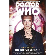 DOCTOR WHO 12TH TIME TRIALS TP VOL 01 TERROR BENEATH