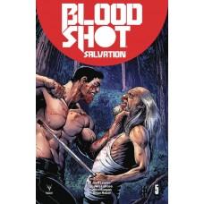BLOODSHOT SALVATION #5 CVR C ROBERTSON