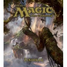 ART OF MAGIC THE GATHERING HC ZENDIKAR