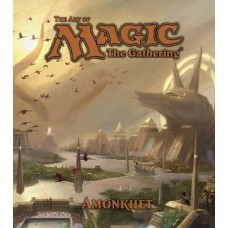 ART OF MAGIC THE GATHERING HC AMONKHET