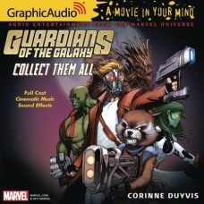 GUARDIANS OF THE GALAXY COLLECT THEM ALL AUDIO CD