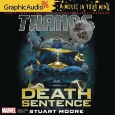 THANOS DEATH SENTENCE AUDIO CD