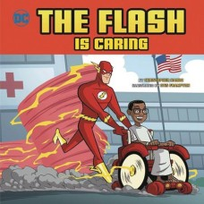 FLASH IS CARING YR PICTURE BOOK