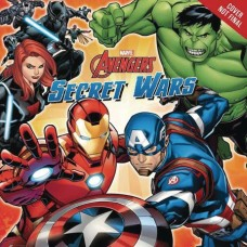 AVENGERS SECRET WARS AVENGERS NO MORE