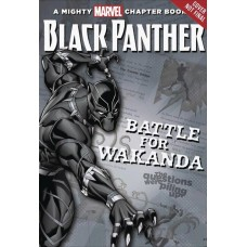 BLACK PANTHER BATTLE FOR WAKANDA YA CHAPTER BOOK