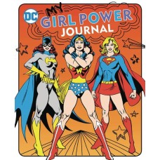 DC MY GIRL POWER JOURNAL SC