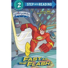 DC SUPER FRIENDS FAST AS THE FLASH YR SC