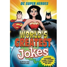 DC SUPER HEROES WORLDS GREATEST JOKES SC