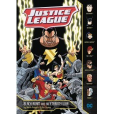 JUSTICE LEAGUE YR TP BLACK ADAM & ETERNITY WAR