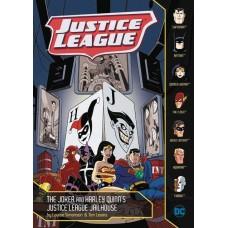 JUSTICE LEAGUE YR TP JOKER & HARLEY QUINNS JLA JAILHOUSE