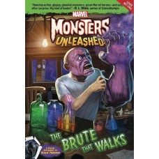 MARVEL MONSTERS UNLEASHED BRUTE THAT WALKS SC