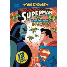 SUPERMAN YOU CHOOSE YR STORIES APOKOLIPS INVASION