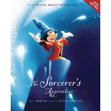 SORCERERS APPRENTICE CLASSIC MICKEY MOUSE HC