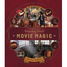 J.K. ROWLINGS WIZARDING WORLD MOVIE MAGIC VOL 03 AMAZING ART