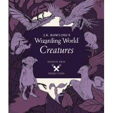 J.K. ROWLINGS WIZARDING WORLD MAGICAL FILM PROJ CREATURES