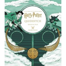 HARRY POTTER MAGICAL FILM PROJECTIONS QUIDDITCH