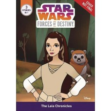 STAR WARS FORCES OF DESTINY DARING ADV LEIA SC