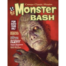 MONSTER BASH MAGAZINE #32