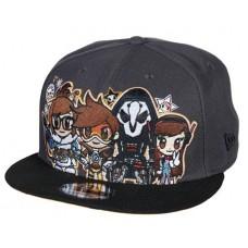 TOKIDOKI X OVERWATCH 940 SNAP BACK CAP