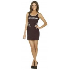 DC CATWOMAN TANK DRESS MED