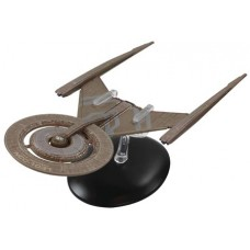 STAR TREK DISCOVERY FIG MAG #2 USS DISCOVERY NCC-1031