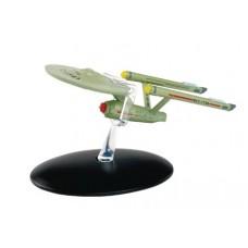 STAR TREK STARSHIPS FIG MAG BONUS #6 USS DEFIANT GID INTERPH