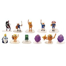 ADVENTURE TIME BUILDABLE FIGURES 24PC BMB DS