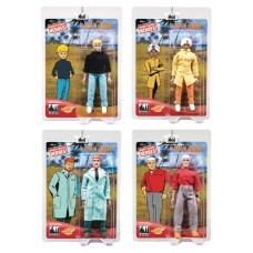 HANNA BARBERA JOHNNY QUEST 8IN AF ASST SERIES 1 (Net)