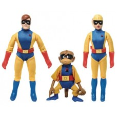HANNA BARBERA SPACE GHOST BLIP JAN & JACE 8IN AF 3 PACK CS