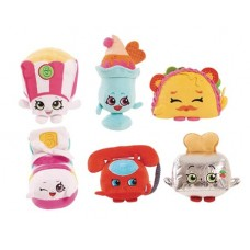 SHOPKINS BEAN 6IN PLUSH 12PC ASST