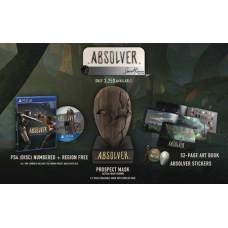ABSOLVER PS4 PROSPECT MASK SPECIAL ED BUNDLE SET (Net)