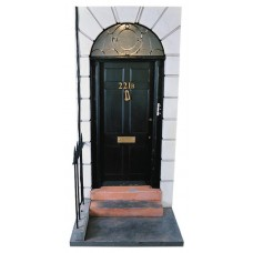 SHERLOCK 221B BAKER STREET ENTRANCE 1/6 SCL LTD ED DIORAMA