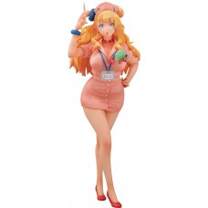 PLEASE TELL ME GALKO 1/8 PVC FIG NURSE STYLE VER