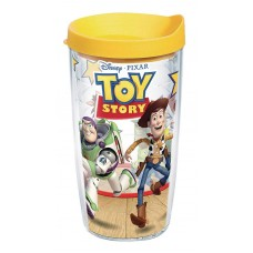 DISNEY PIXAR TOY STORY 16OZ TUMBLER W/ YELLOW LID