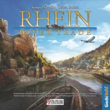RHEIN RIVER TRADE CARD GAME