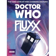 DOCTOR WHO FLUXX CARD GAME 6CT DIS