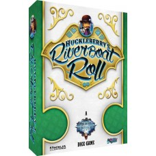 HUCKLEBERRYS RIVERBOAT ROLL DICE GAME