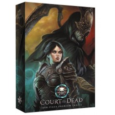 COURT OF THE DEAD LIFE DEATH 1000 PEICE PUZZLE
