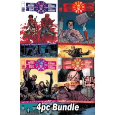 DIE DIE DIE #1 #2 #3 #4 4PC BUNDLE