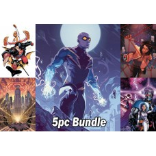DC COMICS NEW #1s FROM NOVEMBER PREVIEWS 5PC BUNDLE
